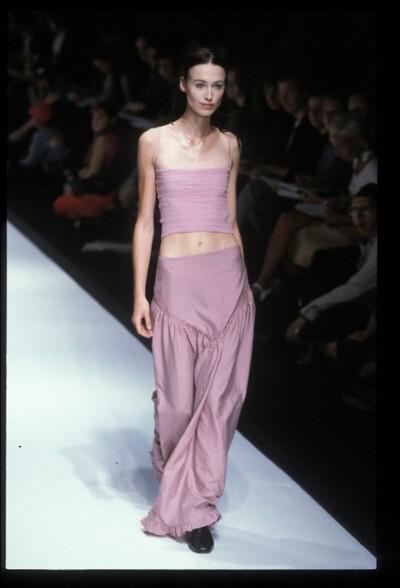 Ghost, Spring-Summer 1999, Womenswear