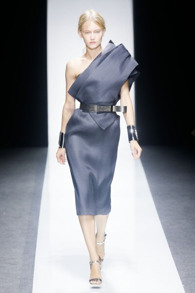 Gianfranco Ferré, Spring-Summer 2014, Womenswear