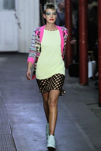 Giles , Spring-Summer 2011, Womenswear