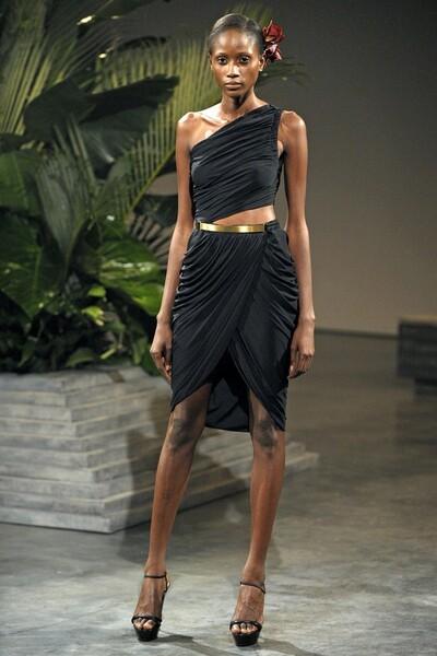 Halston, Spring-Summer 2011, Womenswear