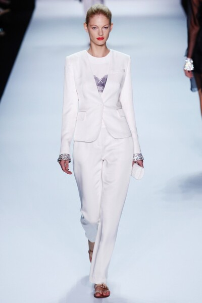 Isaac Mizrahi , Spring-Summer 2011, Womenswear