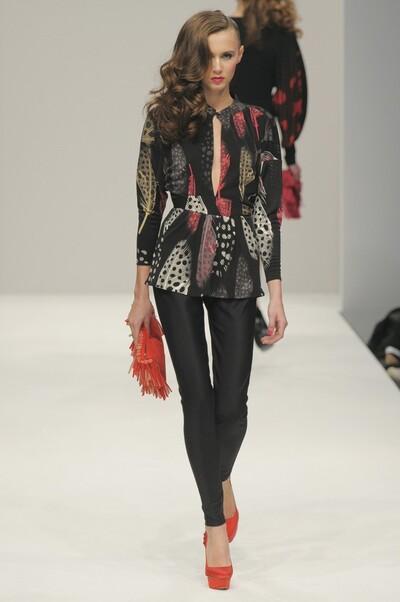 Issa, Autumn-Winter 2009, Womenswear