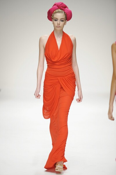 Issa London, Spring-Summer 2011, Womenswear