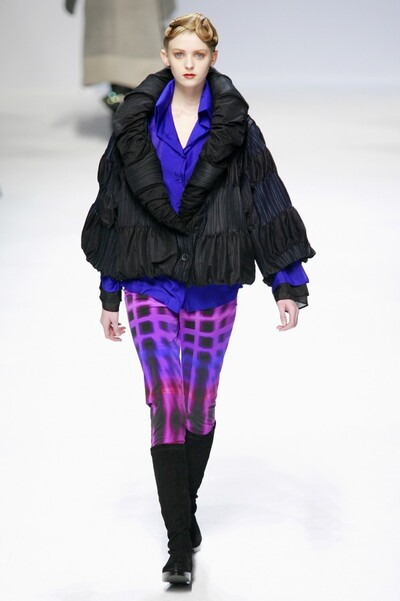 Issey Miyake , Autumn-Winter 2010, Womenswear