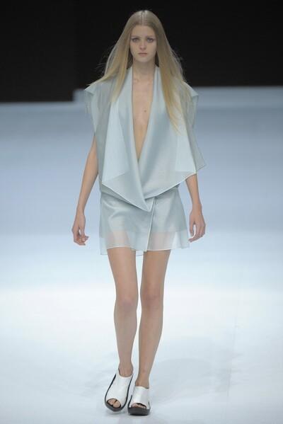 Issey Miyake, Spring-Summer 2010, Womenswear