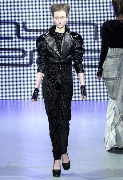 Jayne Pierson , Autumn-Winter 2011, Womenswear