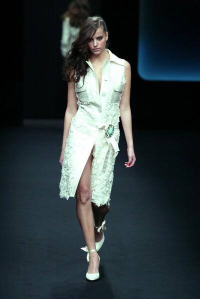Jean-Louis Scherrer, Spring-Summer 2005, Womenswear