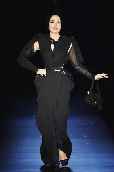 Jean-Paul Gaultier, Autumn-Winter 2010, Couture
