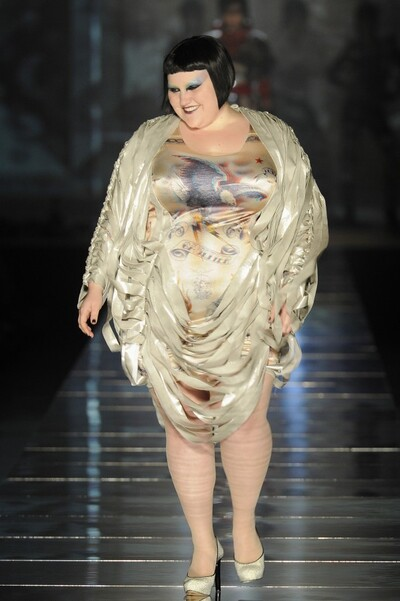 Jean-Paul Gaultier , Spring-Summer 2011, Womenswear