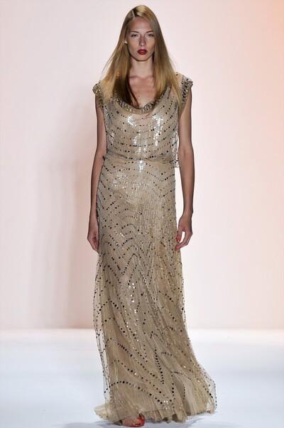 Jenny Packham, Spring-Summer 2012, Womenswear