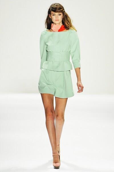 Jill Stuart, Spring-Summer 2012, Womenswear