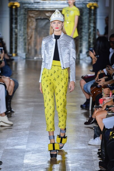 John Galliano, Spring-Summer 2014, Womenswear