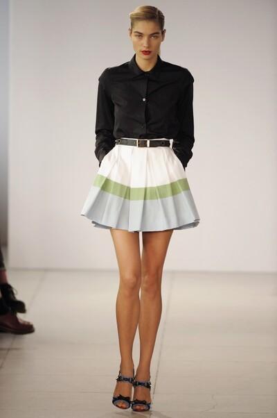 Jonathan Saunders , Spring-Summer 2011, Womenswear