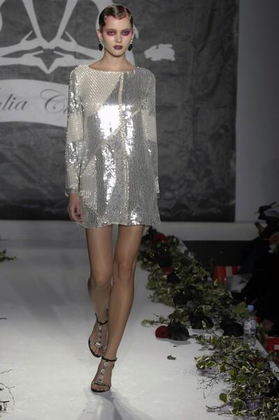 Julia Clancey, Autumn-Winter 2007, Womenswear