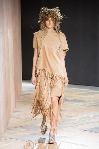 Junya Watanabe, Spring-Summer 2014, Womenswear