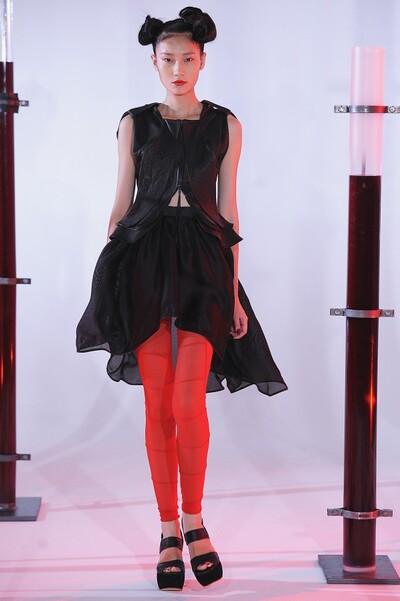 Katie Gallagher, Spring-Summer 2012, Womenswear
