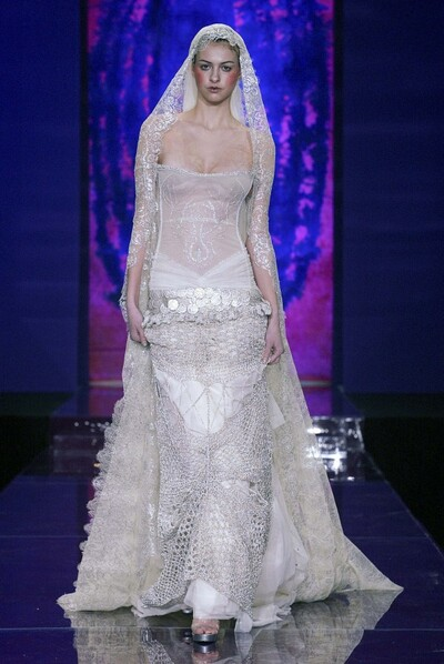 Khaled, Spring-Summer 2004, Couture