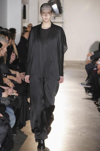 Kris Van Assche, Autumn-Winter 2009, Womenswear
