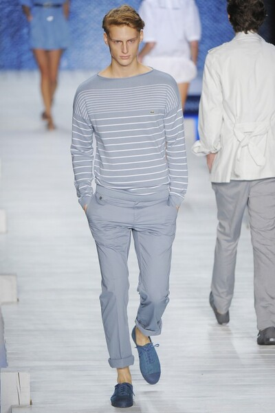 Lacoste , Spring-Summer 2010, Womenswear