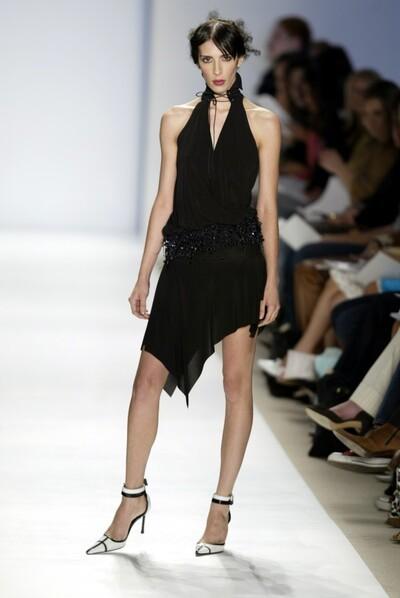 Lloyd Klein, Spring-Summer 2004, Womenswear