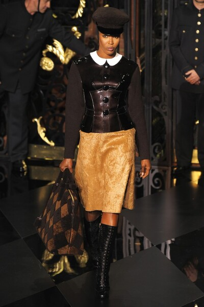 Louis Vuitton (main podium), Autumn-Winter 2011, Womenswear