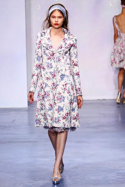Luisa Beccaria, Spring-Summer 2010, Womenswear