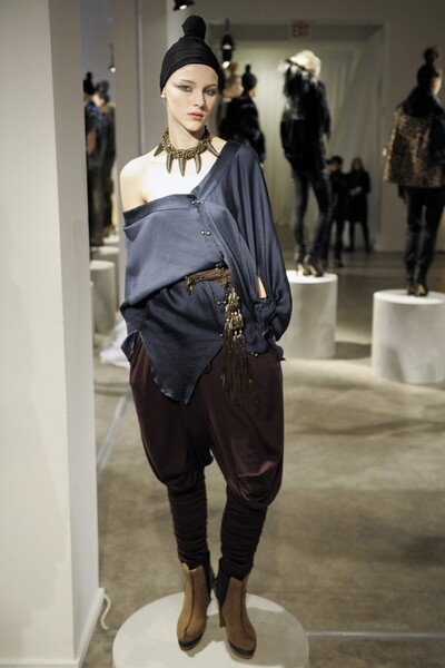 Malandrino, Autumn-Winter 2010, Womenswear