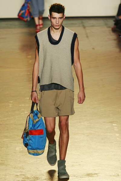 Marc by Marc Jacobs, Spring-Summer 2010, Menswear