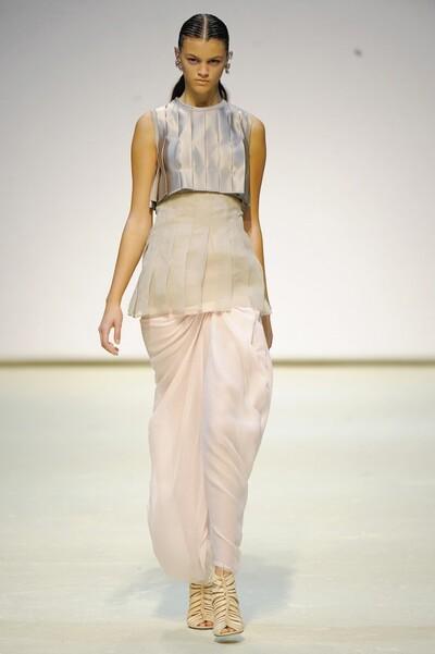 Marios Schwab , Spring-Summer 2010, Womenswear
