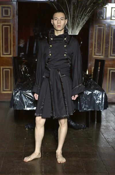 Marjan Pejoski, Spring-Summer 2002, Womenswear