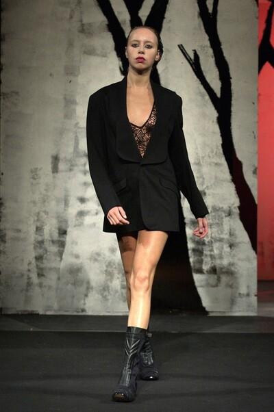 Marjan Pejoski, Spring-Summer 2006, Womenswear