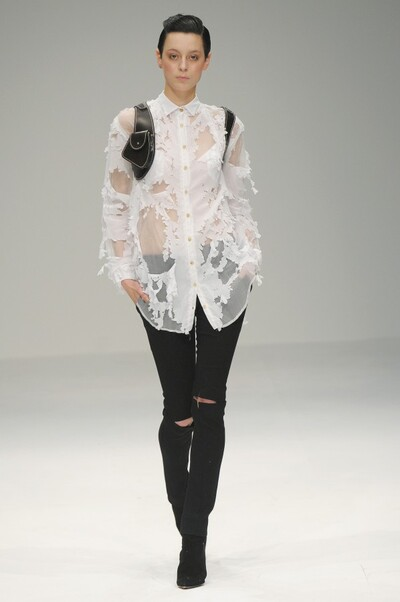 Meadham Kirchhoff, Autumn-Winter 2009, Womenswear