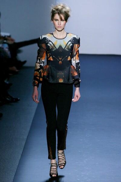 Michael Angel, Autumn-Winter 2010, Womenswear