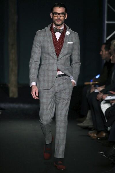 Michael Bastian , Autumn-Winter 2012, Menswear