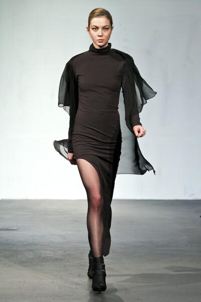Mike Vensel, Autumn-Winter 2011, Womenswear