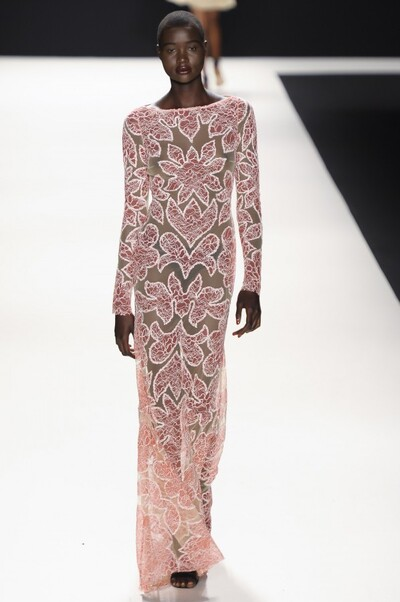 Naeem Khan Womenswear Spring-Summer 2013