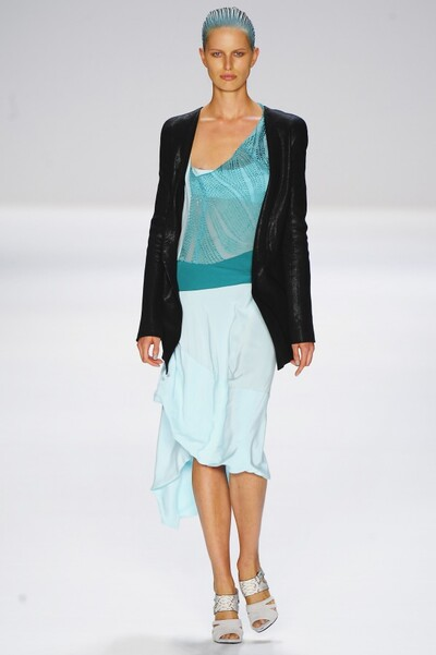 Narciso Rodriguez , Spring-Summer 2012, Womenswear