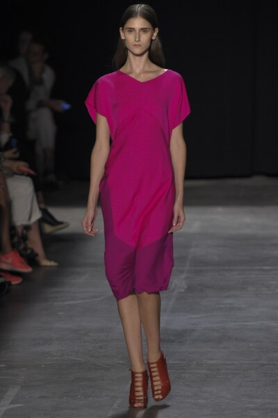 Narciso Rodriguez Womenswear Spring-Summer 2013