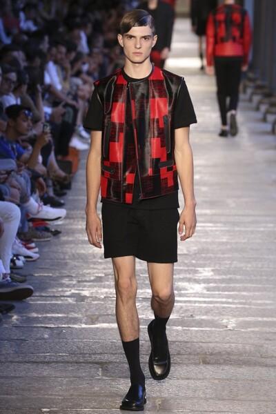 Neil Barrett , Spring-Summer 2014, Menswear