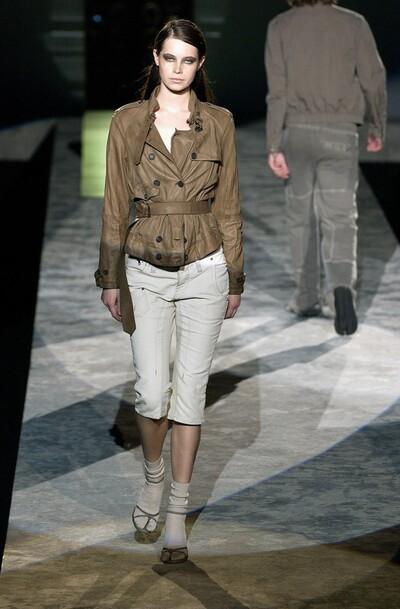 Neil Barrett, Spring-Summer 2005, Womenswear