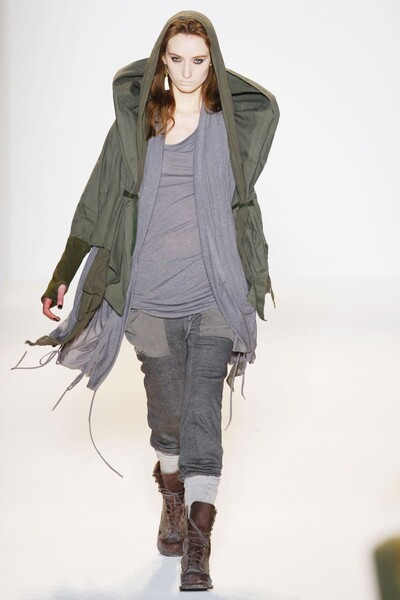 Nicholas K , Autumn-Winter 2011, Womenswear