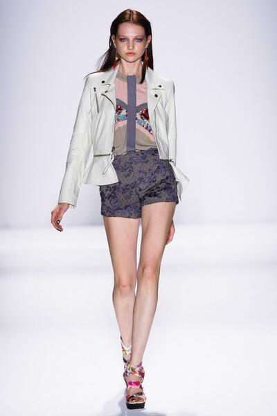 Nicole Miller WomenswearSpring-Summer 2013