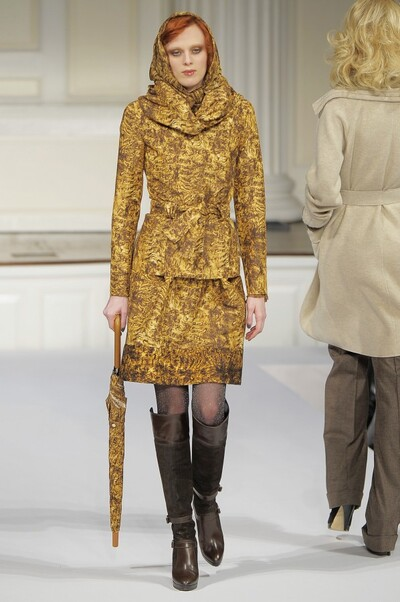 Oscar De La Renta, Autumn-Winter 2010, Womenswear