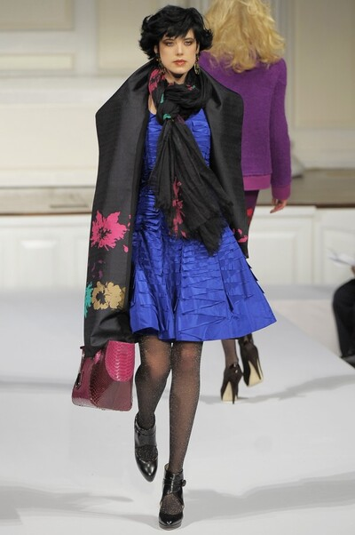 Oscar De La Renta, Autumn-Winter 2010, Womenswear