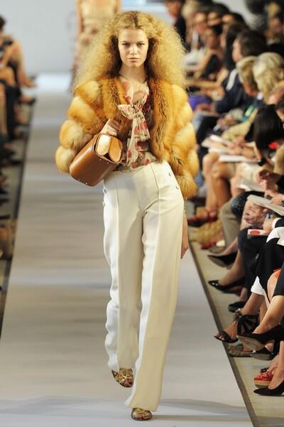 Oscar De La Renta , Spring-Summer 2012, Womenswear