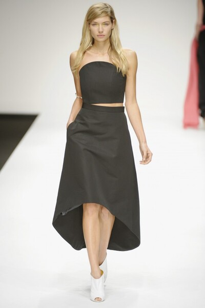 Osman , Spring-Summer 2011, Womenswear