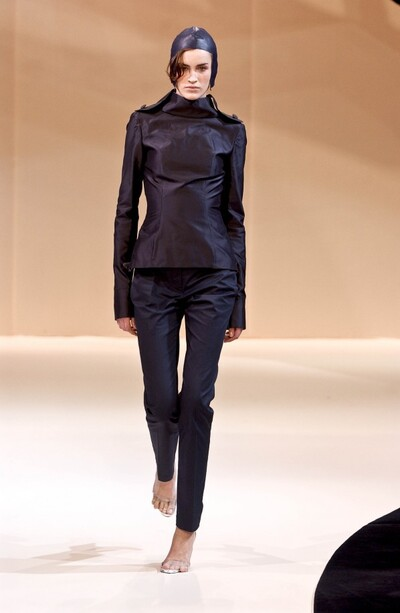 Pascal Humbert, Spring-Summer 2002, Womenswear