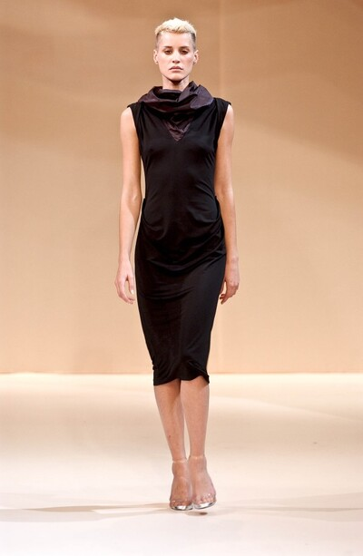 Image from object titled Pascal Humbert, Spring-Summer 2002, Womenswear