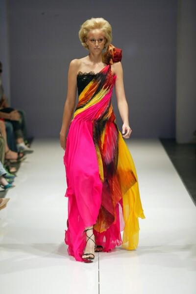 Percy Irausquin, Spring-Summer 2006, Womenswear