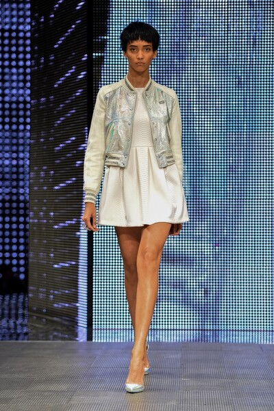 Image from object titled Philipp Plein, Spring-Summer 2014, Womenswear